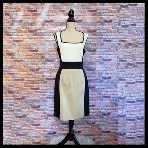 NWT Banana Republic Colorblock Sloan Dress